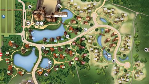 Vakantiepark Efteling Loonsche land
